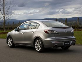 Rent a car today  - Mazda 3