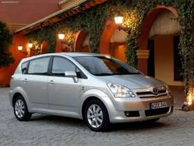 Rent a car today  - Toyota Corolla Verso