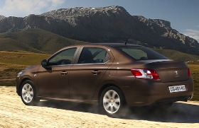 Rent a car today  - Peugeot 301