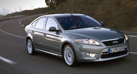 Rent a car today  - Ford Mondeo