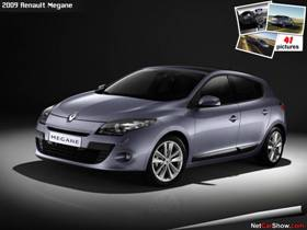 Rent a car today  - Renault Megane