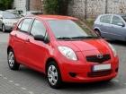 Rent car in Balchik - Toyota Yaris