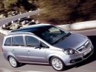 Rent car in Balchik - Opel Zafira