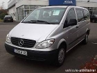 Rent car in Balchik - Mercedes Vito